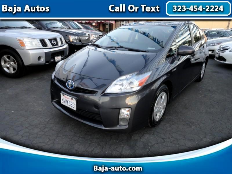 2010 Toyota Prius 5dr HB III (Natl)