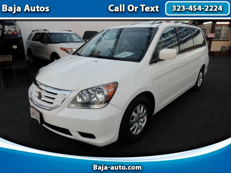 2010 Honda Odyssey 5dr EX-L w/RES & Navi