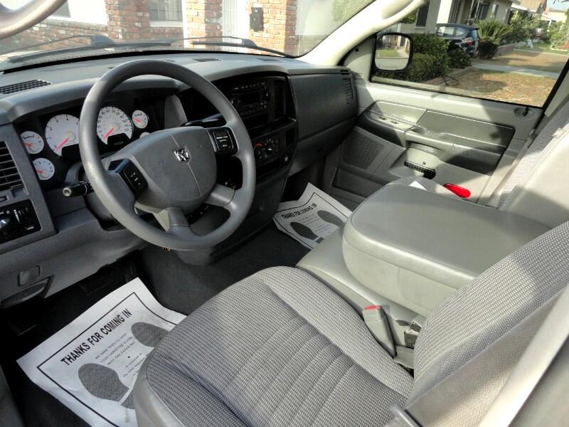 2008 Dodge Ram 1500 2WD Quad Cab 140.5