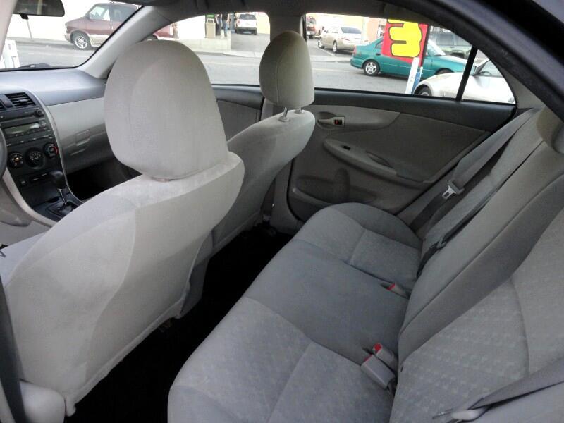 2009 Toyota Corolla 4dr Sdn Auto LE (Natl)