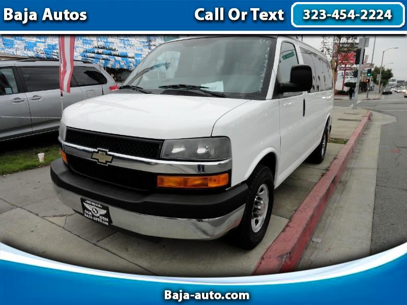 2012 Chevrolet Express 2500 LT
