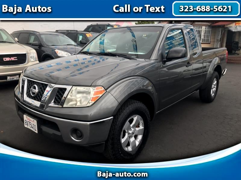 2009 Nissan Frontier 2WD King Cab Auto SE