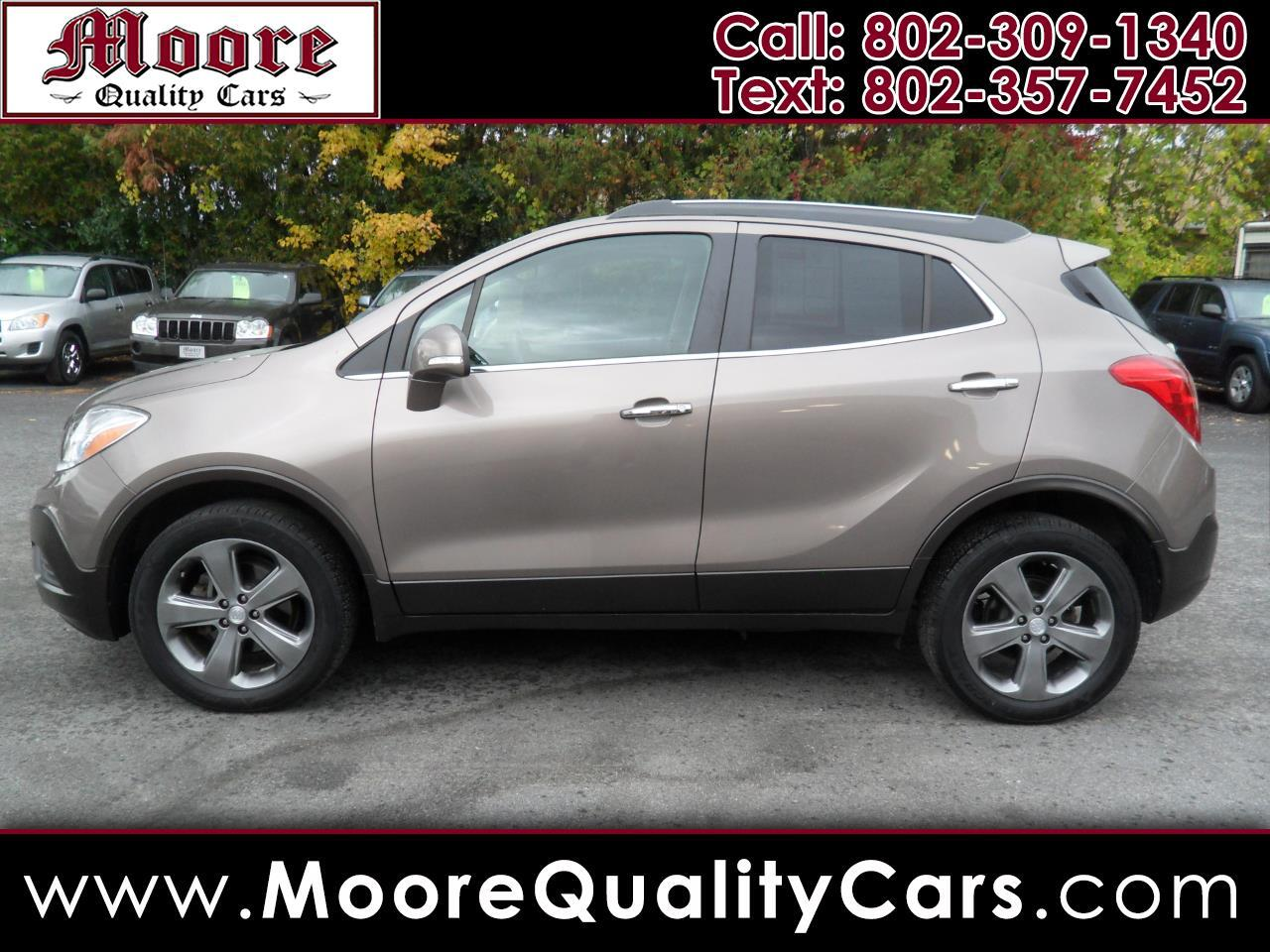 Buick Encore AWD 4dr 2014