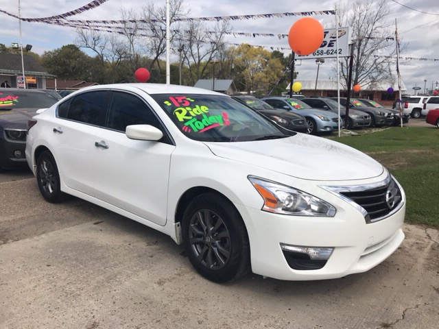 used 2013 nissan altima 2 5 sl for sale in zachary la 70791 next ride llc. Black Bedroom Furniture Sets. Home Design Ideas