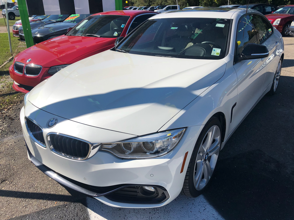 2015 BMW 4 Series 4dr Sdn 435i RWD Gran Coupe