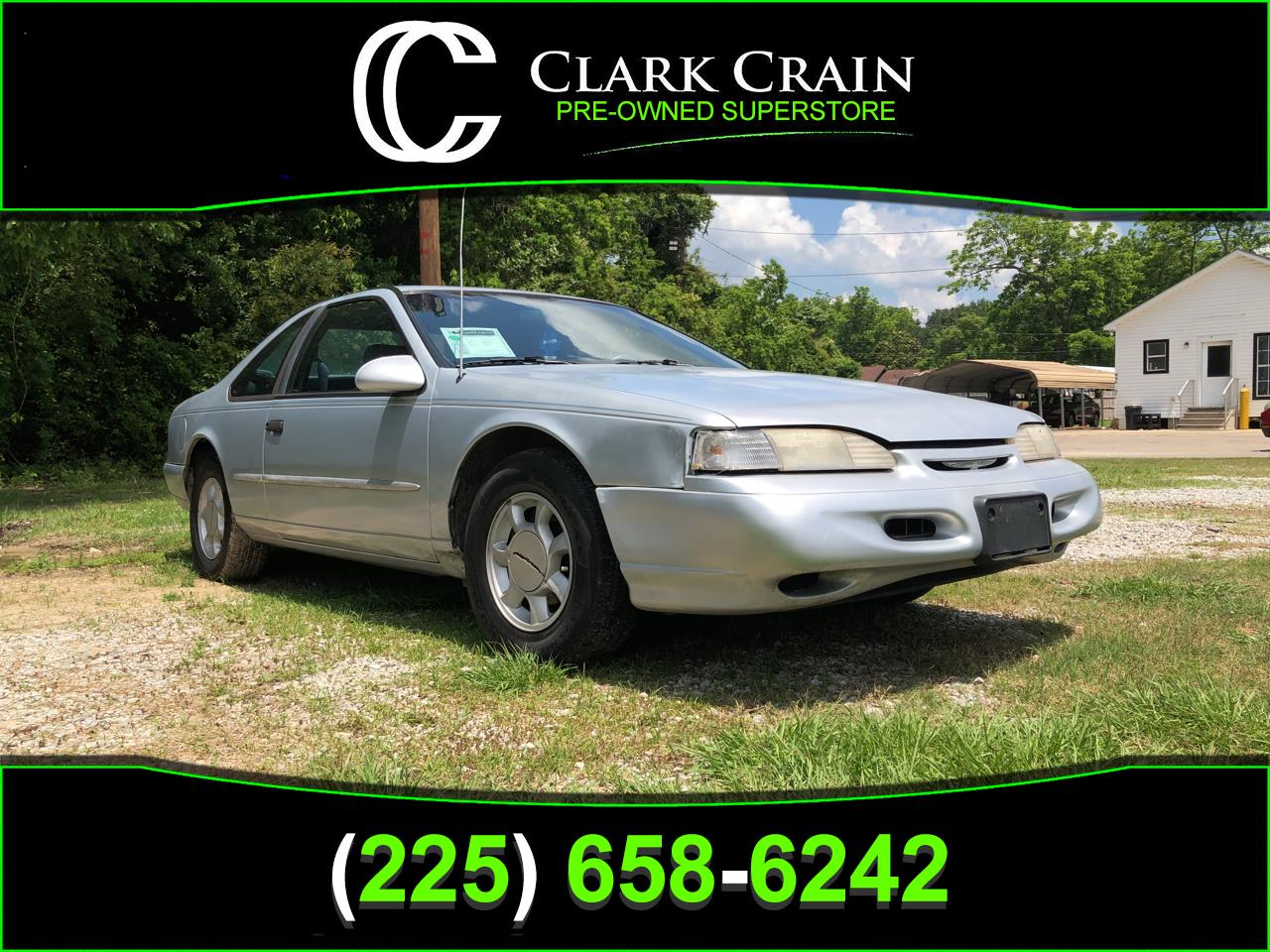 1994 Ford Thunderbird 2dr Coupe LX