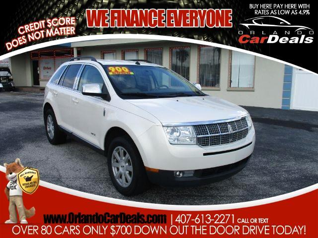 2008 Lincoln MKX FWD
