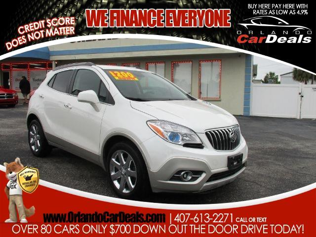 2013 Buick Encore FWD 4dr Leather