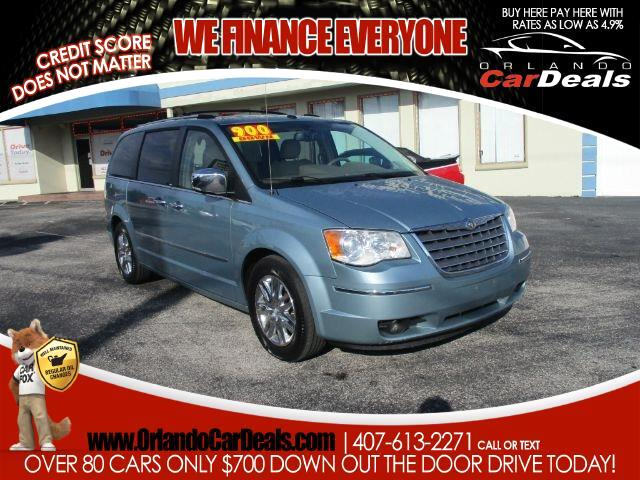 2010 Chrysler Town & Country 4dr Wgn Limited *Ltd Avail*