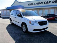 2012 Dodge Cargo Van