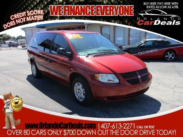 2007 Dodge Grand Caravan 4dr Wgn SE *Ltd Avail*