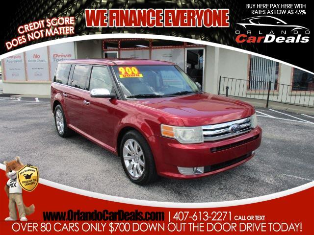 2009 Ford Flex 4dr Limited FWD