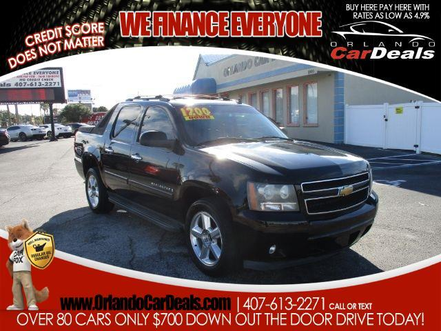 2007 Chevrolet Avalanche 2WD Crew Cab 130