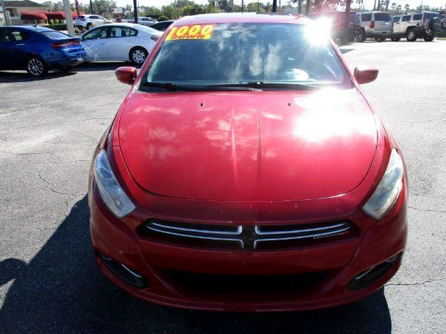 2014 Dodge Dart 4dr Sdn Limited