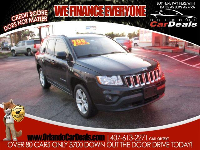 2011 Jeep Compass FWD 4dr