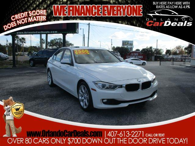 2012 BMW 3 Series 4dr Sdn 335i RWD South Africa