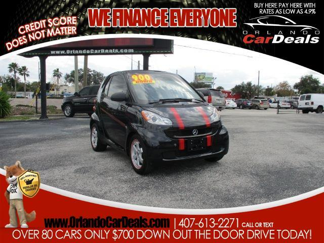 2012 smart Fortwo 2dr Cpe Pure