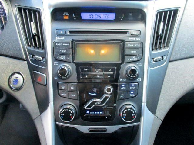 2013 Hyundai Sonata Hybrid 4dr Sdn