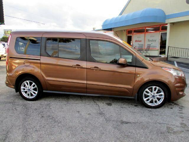 2014 Ford Transit Connect Wagon 4dr Wgn LWB Titanium w/Rear Liftgate