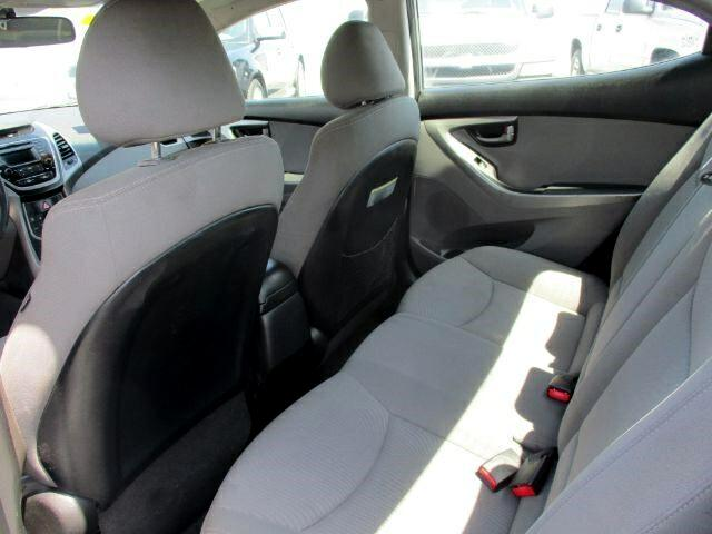 2015 Hyundai Elantra 4dr Sdn Man SE (Ulsan Plant)