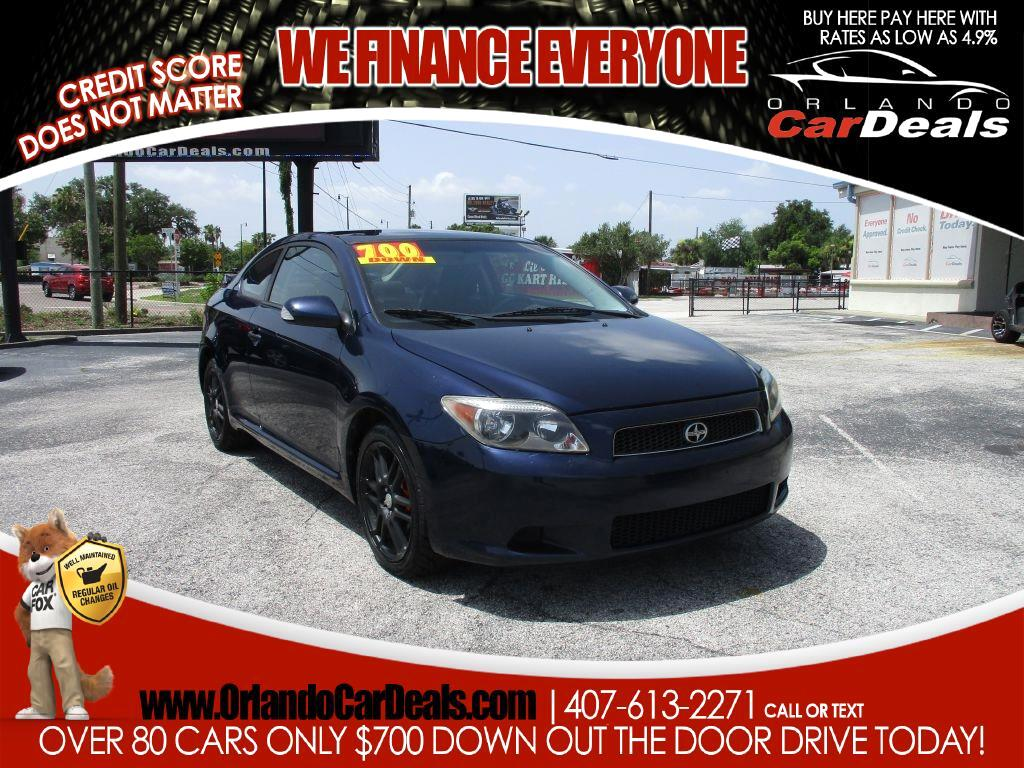 2006 Scion tC 3dr HB Manual (Natl)