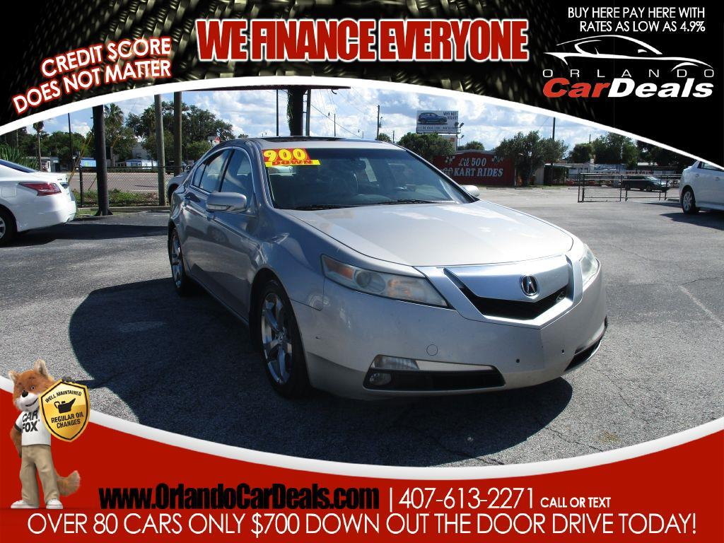 Buy Here Pay Here Orlando >> Used 2010 Acura Tl 4dr Sdn 2wd Tech In Maitland Fl Auto Com 19uua8f53aa004413