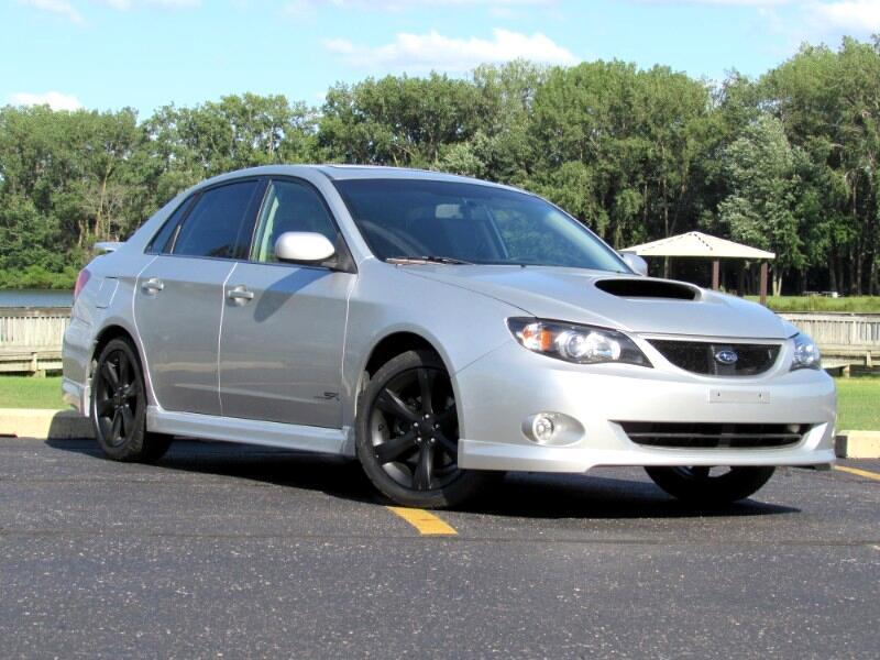 2010 Subaru Impreza WRX 4-Door