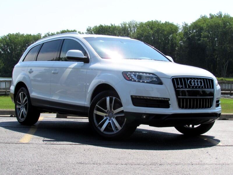 2010 Audi Q7 3.6 quattro Premium