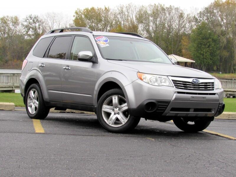Subaru Forester 2.5X Premium 2009