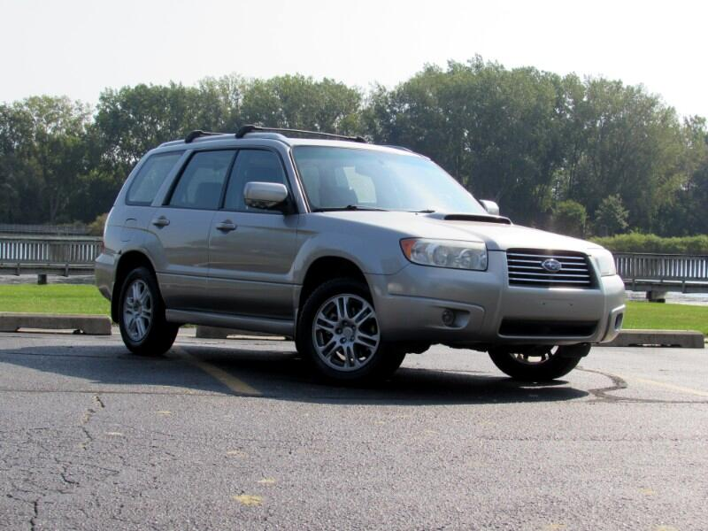 Subaru Forester 2.5XT Limited 2006