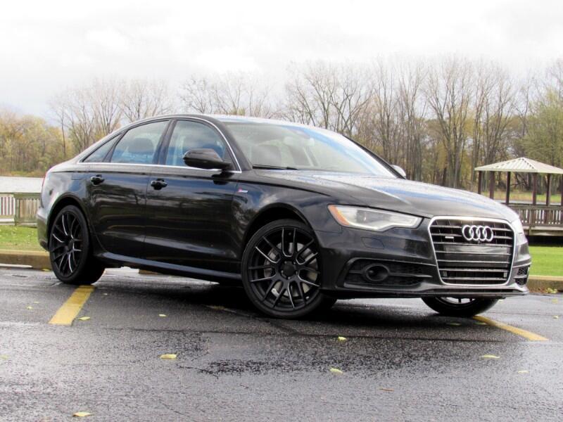 Audi A6 3.0T quattro Tiptronic 2013