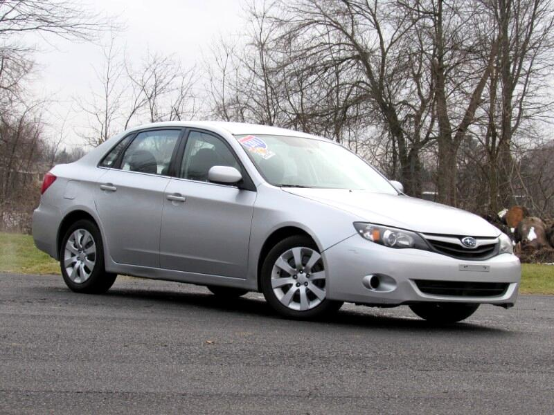 Subaru Impreza 2.5i 4-Door 2011