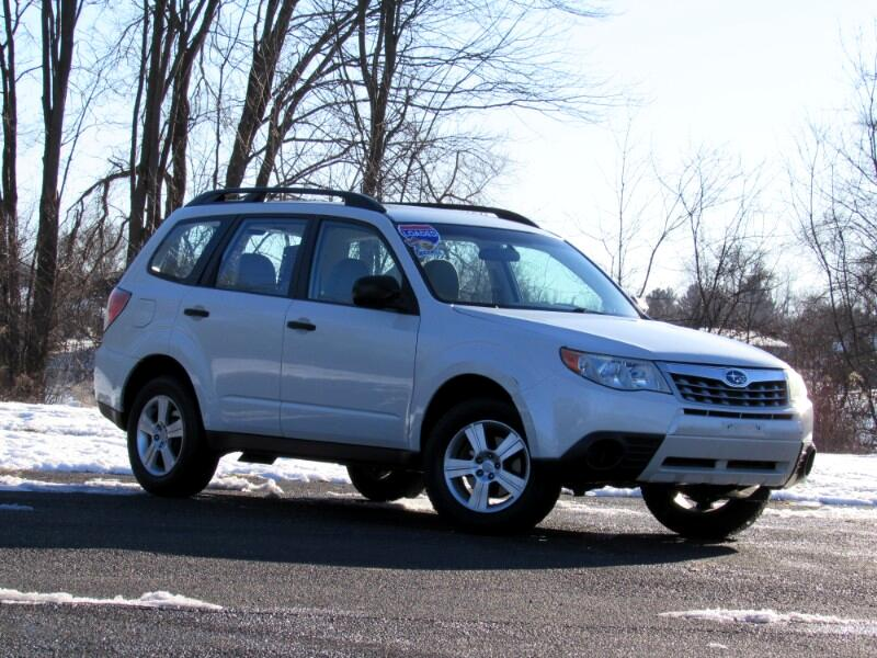 Subaru Forester 2.5 XS 2011