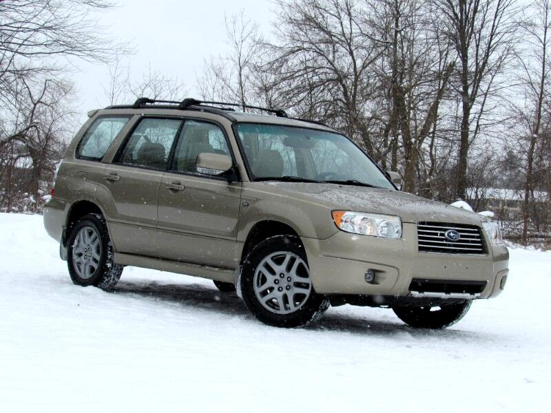 Subaru Forester 2.5X L.L.Bean Edition 2008