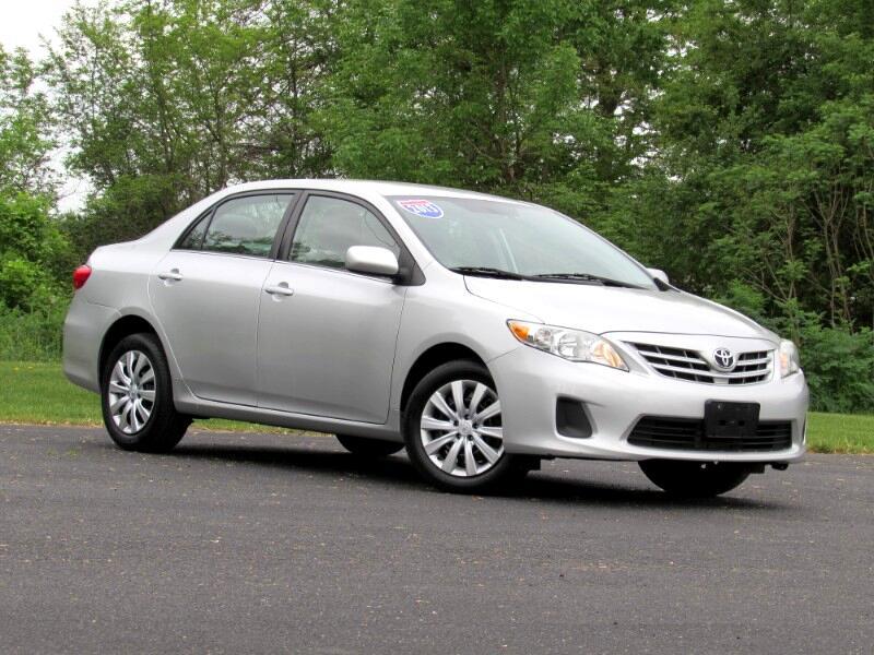 Toyota Corolla S 4-Speed AT 2013