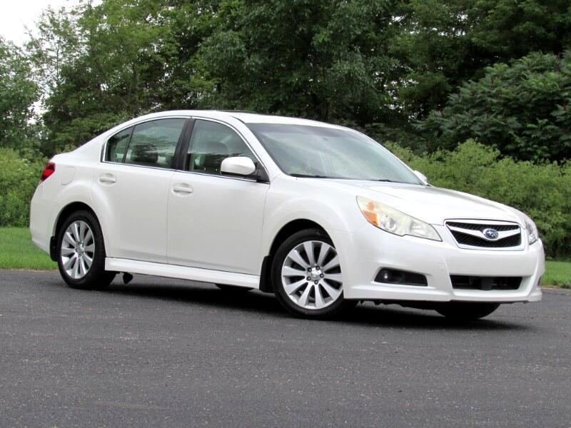 Subaru Legacy 3.6R Premium 2011