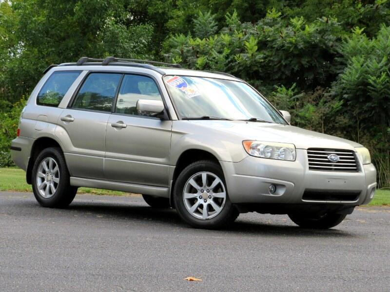 Subaru Forester 2.5X Premium 2007