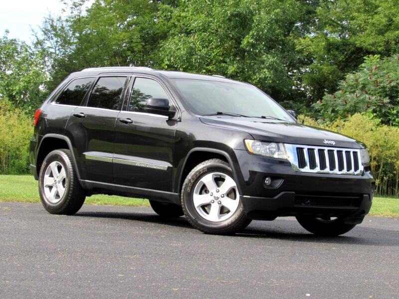 Jeep Grand Cherokee Laredo 4WD 2012
