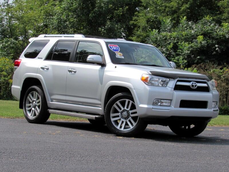 Toyota 4Runner 4dr Limited V6 Auto 4WD (Natl) 2011