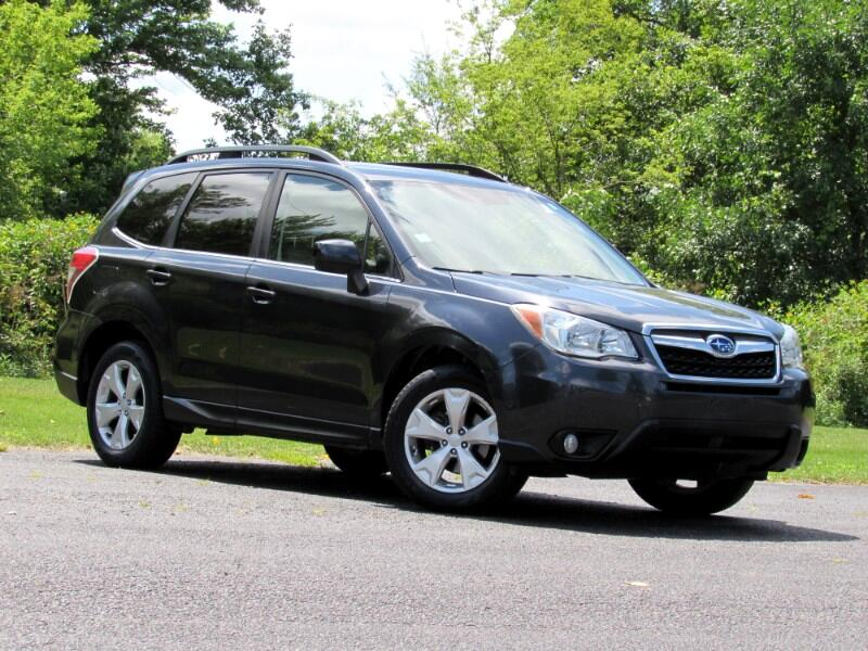 Subaru Forester 2.5i Limited 2014