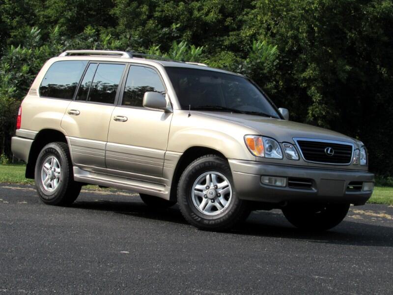 Lexus LX 470 Base 2000