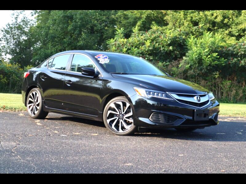 Acura ILX 8-Spd AT Special Edition 2018
