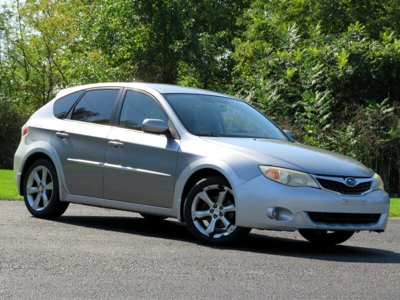 Subaru Outback Sport 2008
