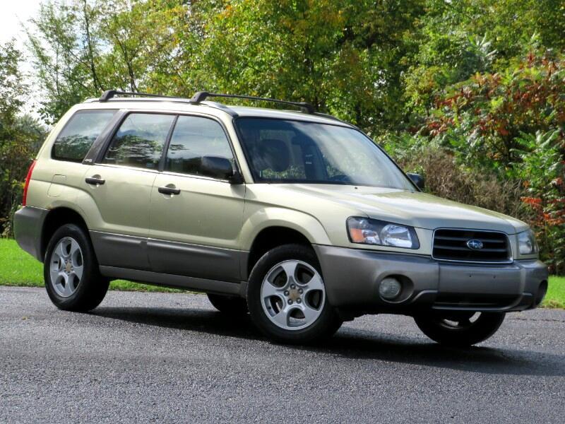Subaru Forester 2.5 XS 2003