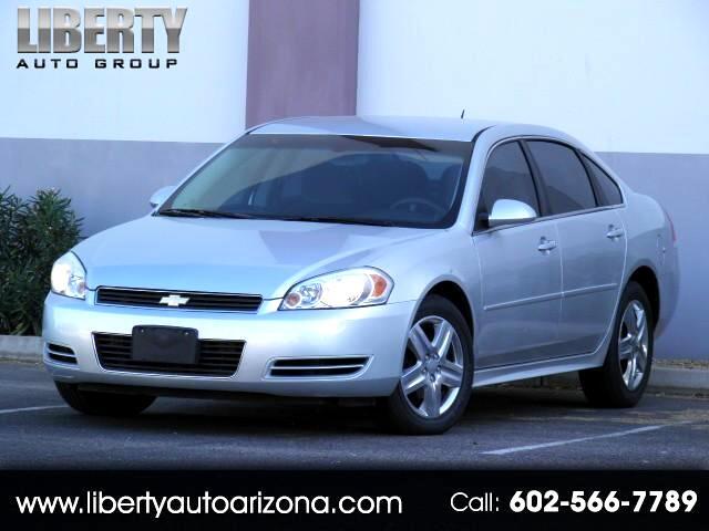 2011 Chevrolet Impala LS FLEXFUEL