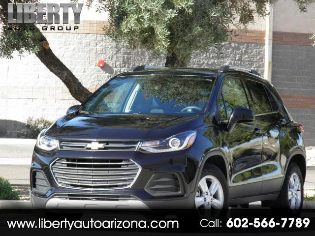 2017 Chevrolet Trax LT FWD