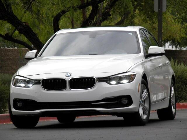 2016 BMW 3-Series 328i Sport Package