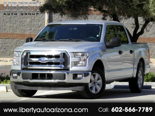 2017 Ford F-150 XLT SuperCrew 5.5ft 4x2