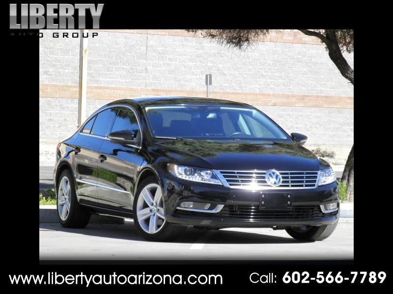 2013 Volkswagen CC Sport Pzev w/ Lighting package