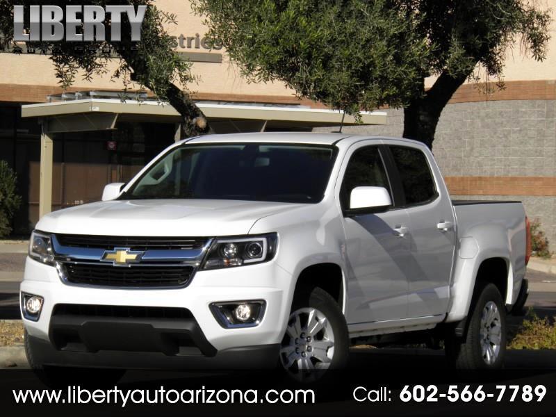2018 Chevrolet Colorado LT Crew Cab 2WD Long Box